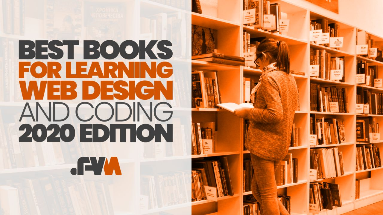 Best Books For Learning Web Design And Coding 2020 Edition